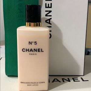 Chanel body lotion